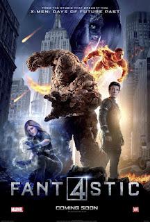 Poster de Los 4 Fantásticos (Fant4stic)