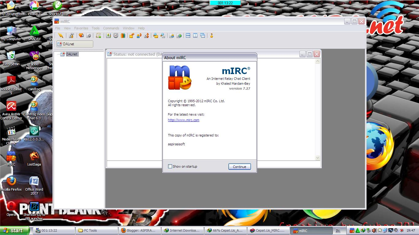 mirc 7.32 crack