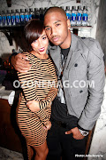Lauren London and Trey Songz At The WMG BET Awards After Party