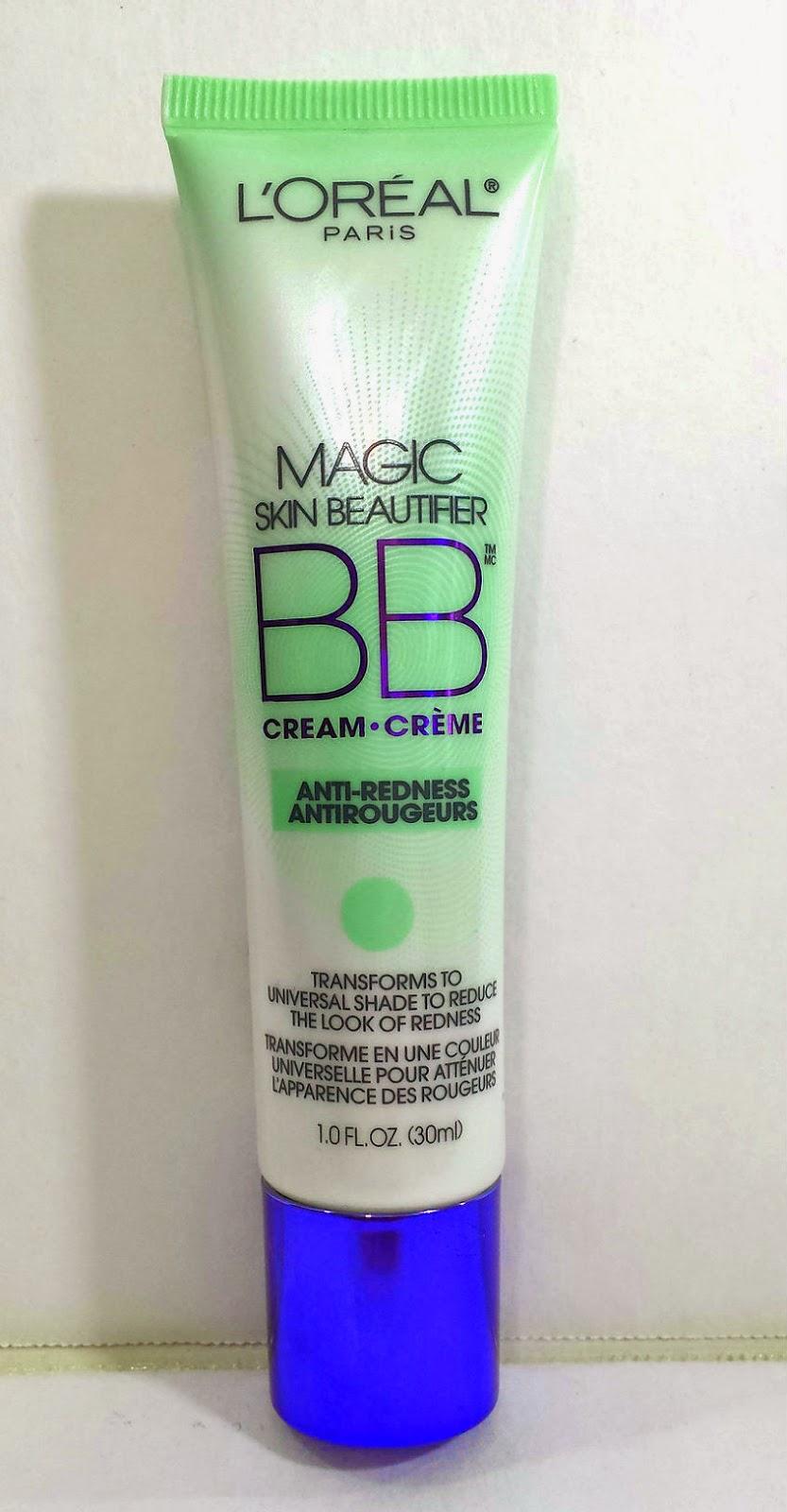 Living and Loving Makeup: L'Oreal Magic Skin Beautifier Anti ...