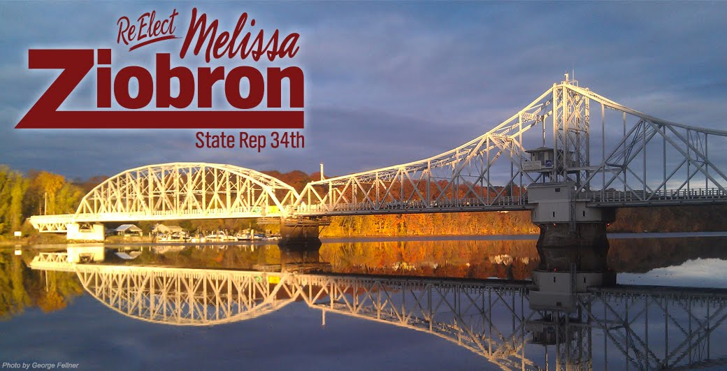 Melissa Ziobron – 34th District