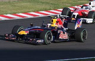 Gambar Mobil Balap F1 Red Bull 08