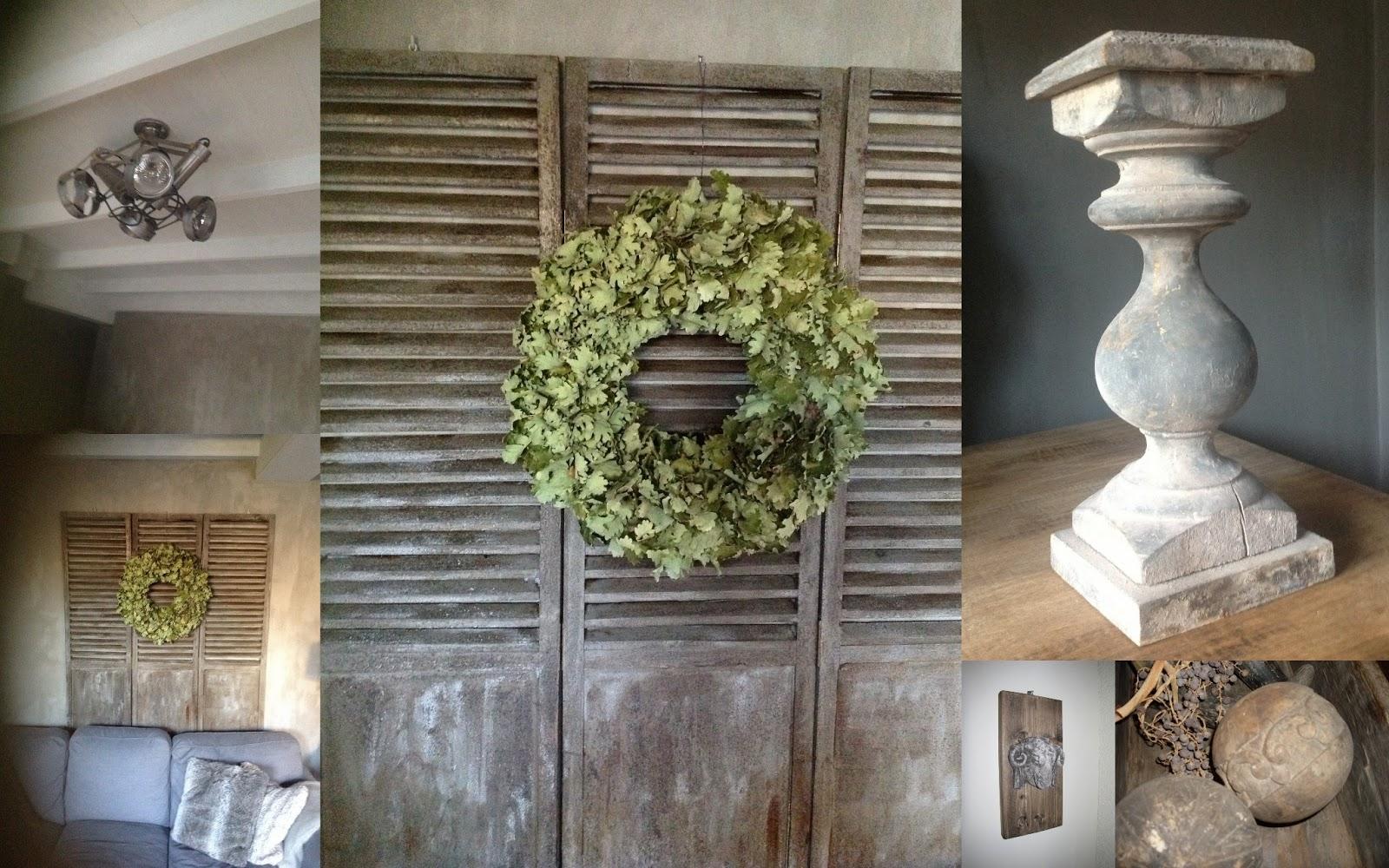 Woonkamer woonkamer opknappen : Impression-Lifestyle: Kalkverf, krijtverf, je ziet door de bomen het ...
