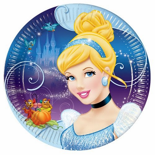 Buy online Disney Cinderella Paper Plates Large Multi Color (23cm) 8Pcs Disney Princess tableware Party supplies party favors and theme party cups ...  sc 1 st  Return Gifts Kids - Blogger & Return Gifts Kids|Toys|Games|Sports|Bags|Shoes|Binoculars|Telescopes ...