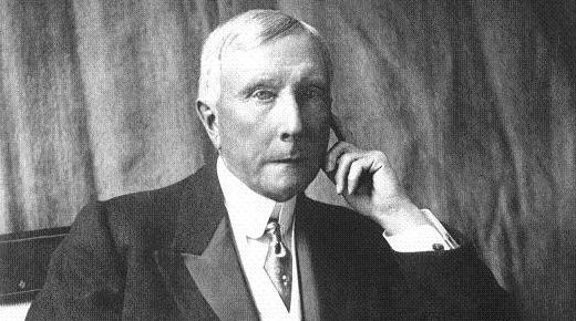 Rockefeller: l'uomo più ricco del mondo