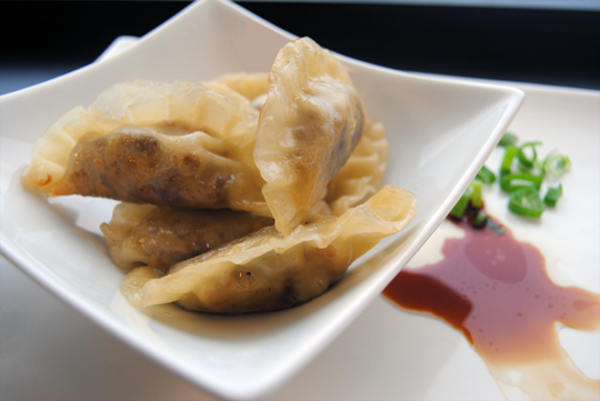 potato and apple potstickers recipes dishmaps sweet potato and apple ...