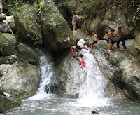 TALIPANAN FALLS, Talipanan Puerto Galera Mindoro, puerto galera falls, talipanan falls puerto galera, mindoro falls