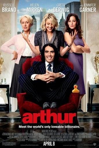 Arthur (2011) ταινιες online seires xrysoi greek subs