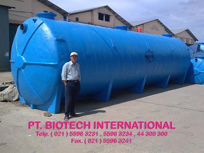 septic tank biotech baik modern, toilet portabel fiberglass, flexible toilet fibreglass, ipal biotech, stp