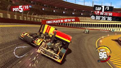 Truck Racer Highly Compressed Game