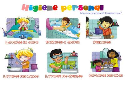 Higiene personal for Objetos para banarse