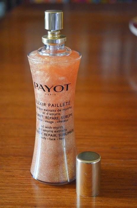 elixir pailletée