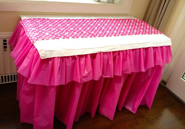 Tutorial para vestir una mesa para fiestas ideas y - Bombas para decorar ...