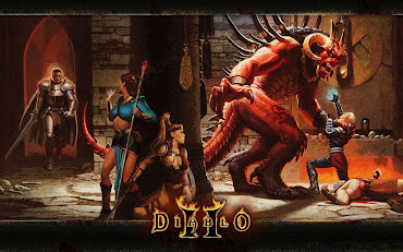 #40 Diablo Wallpaper