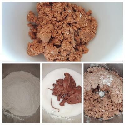 biscotti sablée alla nutella col bimby