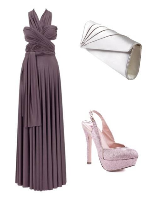 Bolsa De Festa Tem Que Combinar Com Sapato : Guia de moda escolha seu vestido bolsa e sapato festa