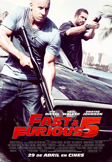 Fast & furious 5 (2011) Online
