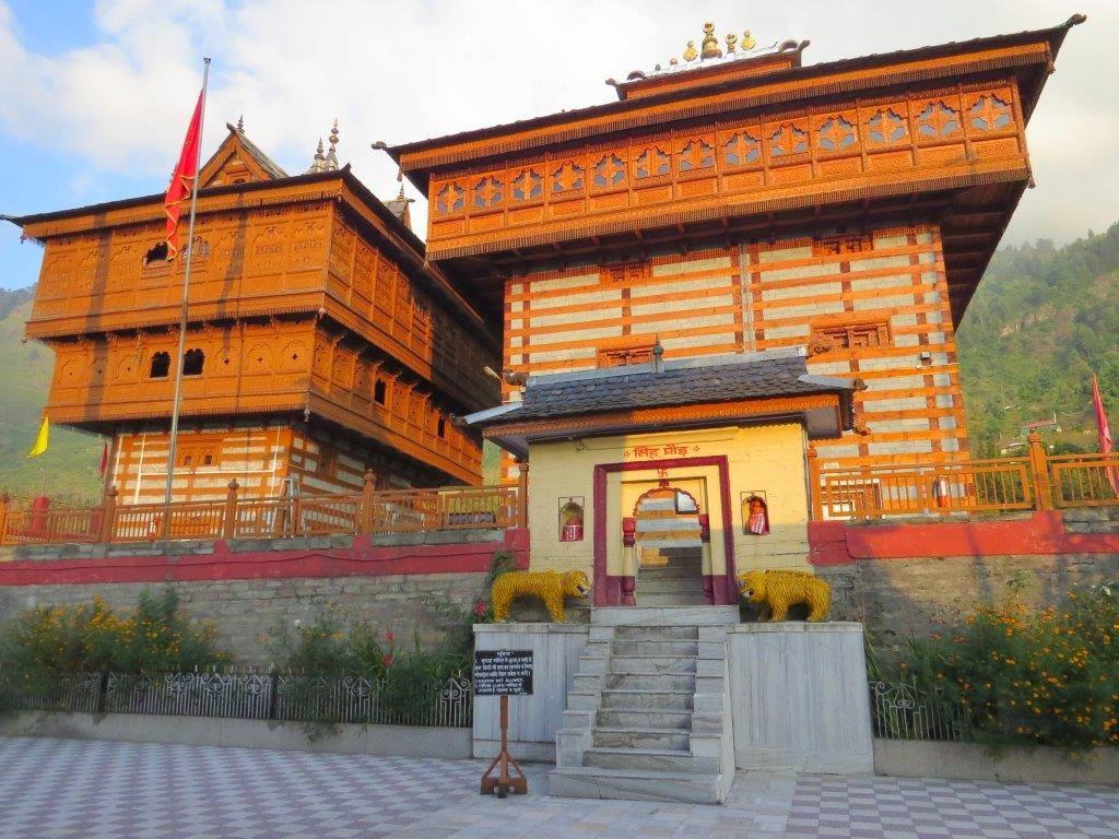 Bhimakali temple , Sarahan