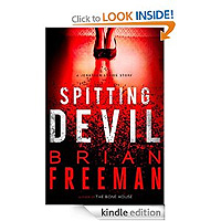Spitting Devil cover by Brian Freeman