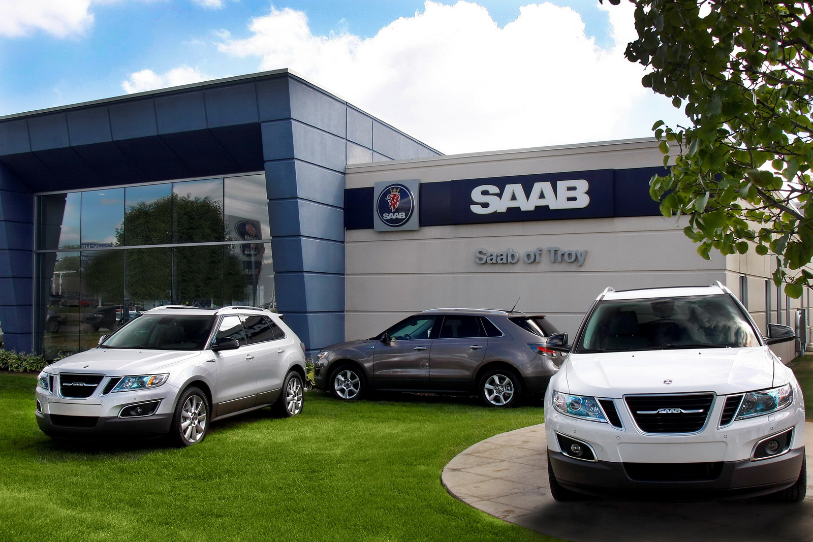 Saab Auto's Dealers Look for Lifeline from Competitors: Image ...