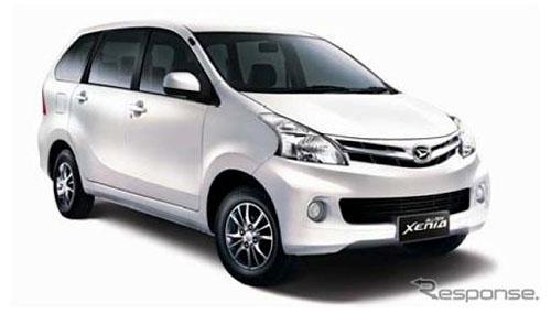 New Daihatsu Xenia