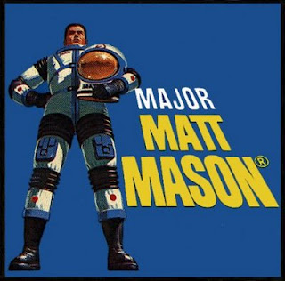 Mattel Major Matt Mason Logo
