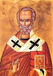 Saint Nicholas of Myra, Pray for Us