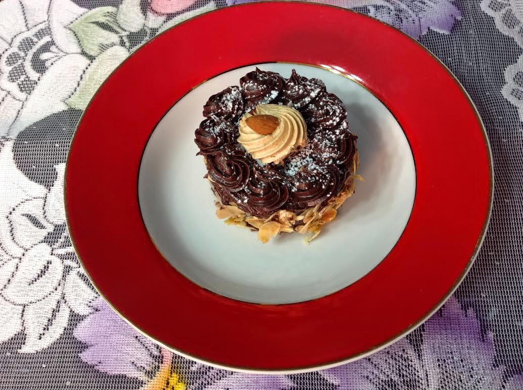 Ajantha Cakes/Mini Chocolate cake