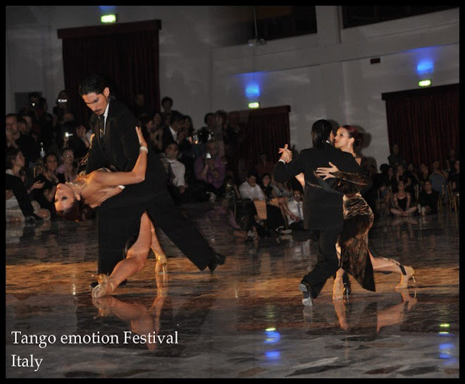 Tango emotion festival, Italy