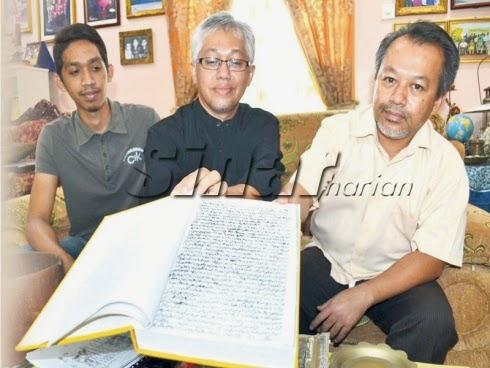 Harta Karun Sultan Melaka