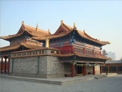 Hohhot Dazhao Temple