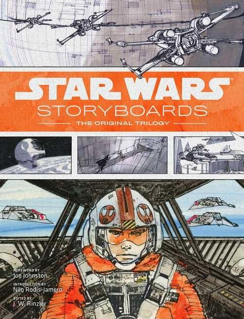 Star Wars Storyboards: La inspiración visual de la trilogía original