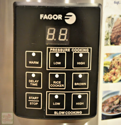 Slow cookers Fagor