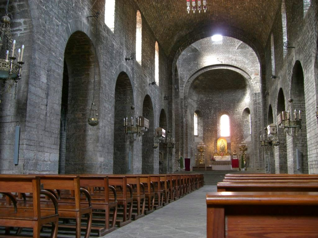 Church of Ripoll Monastery