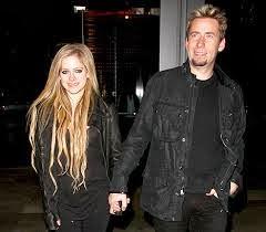 Avril Lavigne e Chad Kroeger