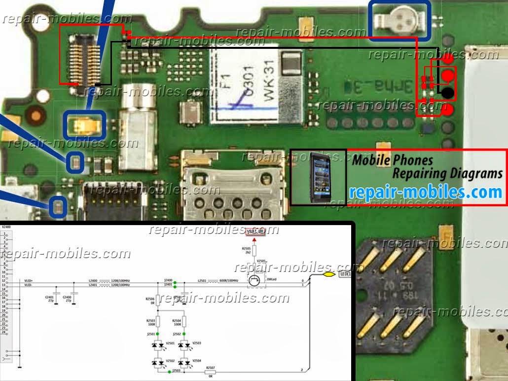 Asha 303 Lights Ways Problem Solution