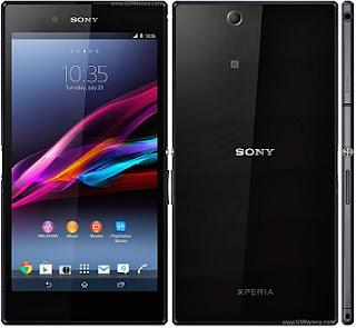 Spesifikasi Sony Experia Z Ultra