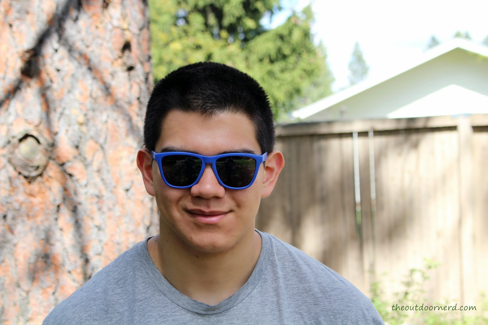 Nectar Cruze Sunglasses: Young Guy