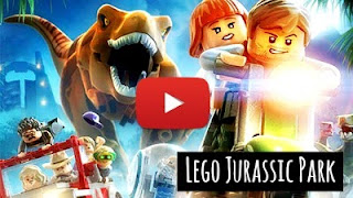 Watch Father daughter Duo recreate Jurassic Park movie with $100,000 worth of Lego pieces via geniushowto.blogspot.com amazing viral videos