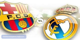 Real Madrid vs Barcelona 2-1 Menang dan Juara Piala Super Spanyol 2012 - 2013
