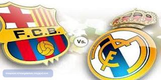Real Madrid vs Barcelona 2-1 Menang dan Juara Piala Super Spanyol 2012 - 2013