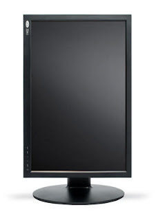 LaCie 324i IPS monitor Portrait