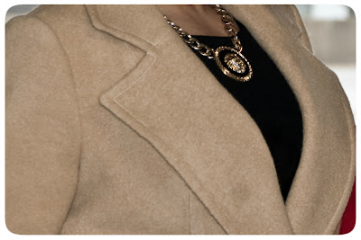 Simplicity 1759 - Camel's Hair (Mood Fabrics) Coat - Erica B.'s - DIY Style!