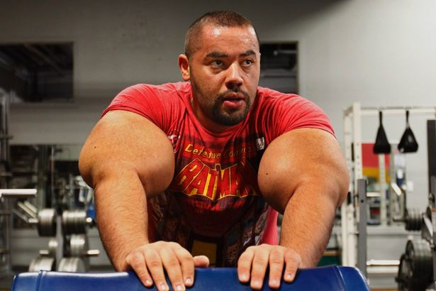 biggest body builders: guinness book of world records ...