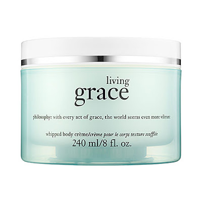 Philosophy, Philosophy Living Grace Whipped Body Creme, body cream, lotion, moisturizer, dry skin, winter skin