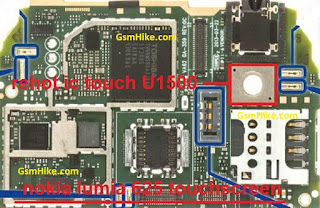 Nokia Lumia 625 Touch Screen Problem Solution