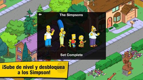 Juega gratis a Los Simpson Springfrield - http://www.dominioblogger.com