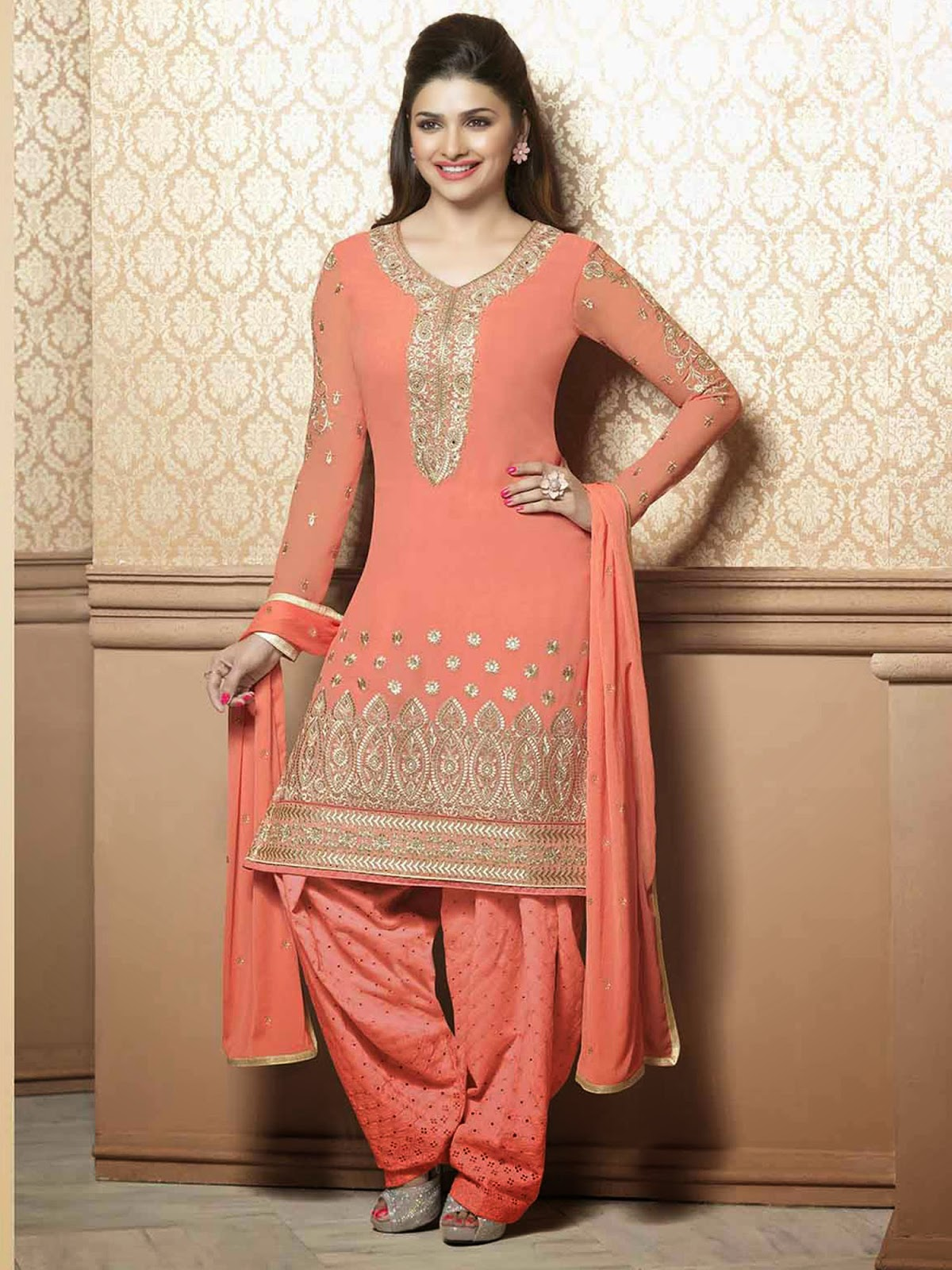 Salwar Kameez Online We offer some of the trendsetting salwar styles online like Abaya, Pakistani, jacketed, asymmetric, capes and angarkha so that you never run out of stylish dresses for all the festive, wedding and party you wish to attend.