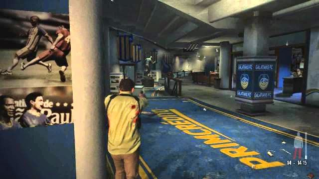 Max Payne 3 PC Games Gameplay