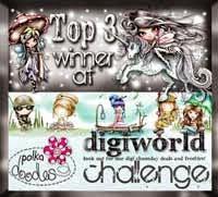 top 3 polkadoodle challenge
